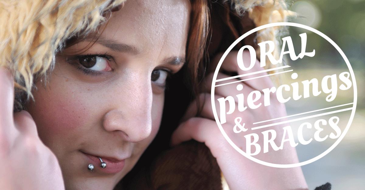 Oral-Piercings
